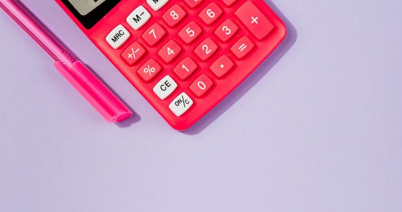 calcolatrice - budget e bilanci