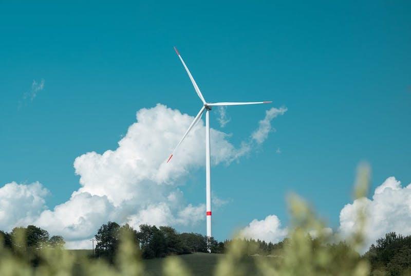 pala eolica- sostenibilità ambientale